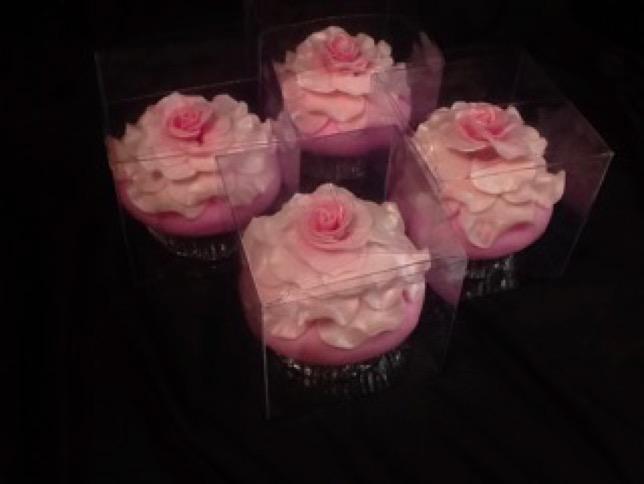 Janine S Cake Art : Mud Cuppies