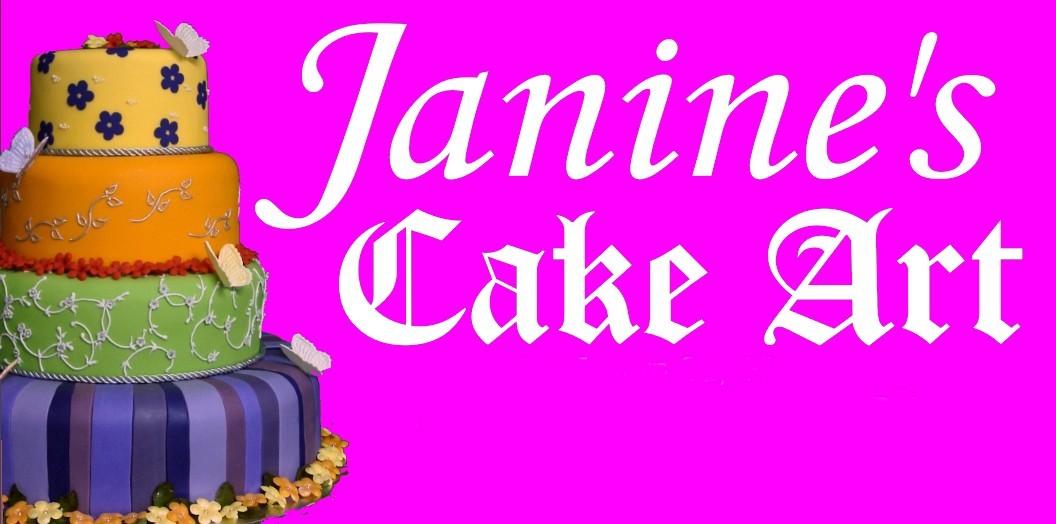 Cake Art Hours : Janine s Cake Art